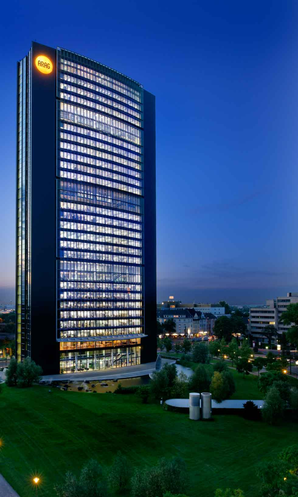 ARAG Tower