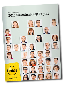 Sustainability Report 2016 Cover