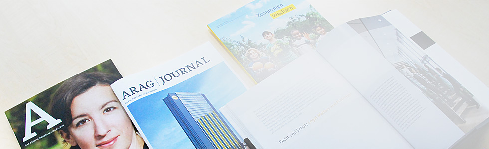ARAG Publications